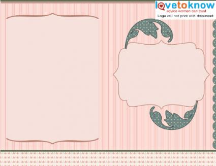 generic mini printable scrapbook