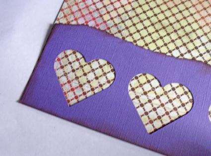 paper punch border