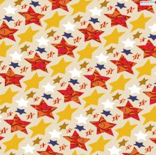 Scrapbook Paper Stars 2