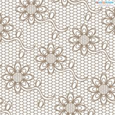 Vintage Scrapbook Elements 1 lace