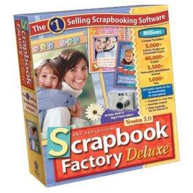 Nova Scrapbook Factory Deluxe 3.0
