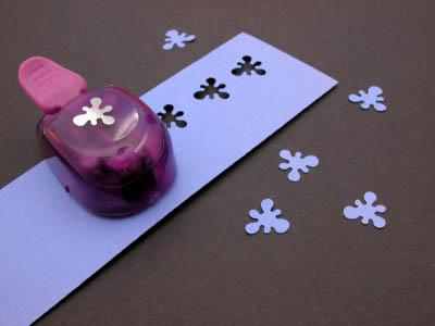 paper punch for scrapbooking
