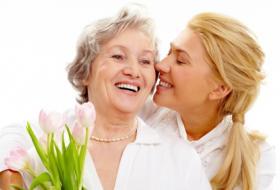International Flower on Gift Ideas For Elderly Women