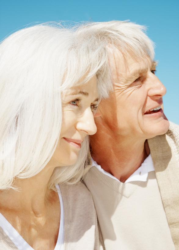 Long Hairstyles For Seniors : Medium haircuts for senior women