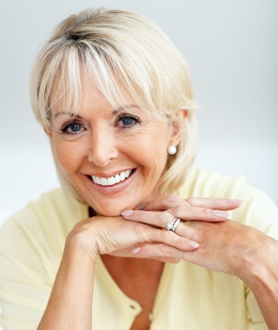 Best Hairstyle for Older Women with Fine Hair
