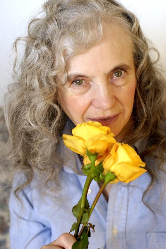 Long Hairstyles For Seniors : Long hairstyles for elderly women slideshow