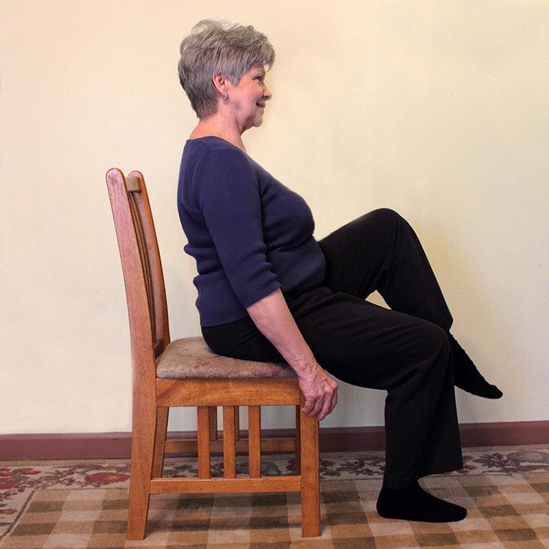 Chair Exercises For The Elderly Elderly Falls Prevention