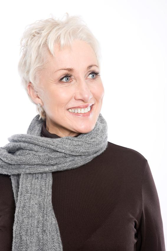 Gallery of Short Hair Styles for Senior Women [Slideshow]