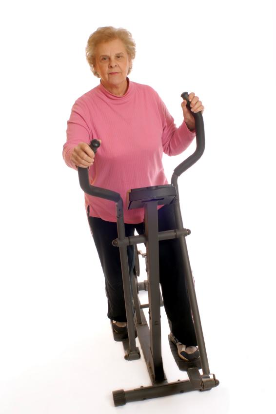 Best Exercise Bikes For Seniors Stationary Bike