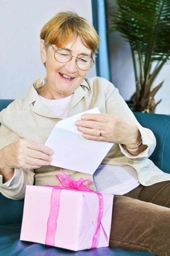 Галерея идей подарков для бабушек и дедушек Слайд-шоу