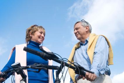 Senior Bike Trip