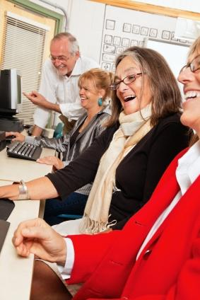 Senior Adult Computer Classes