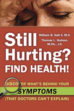 Still Hurting? FIND HEALTH!