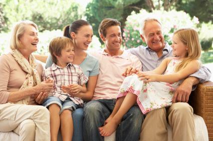 Celebrating Grandparents Day