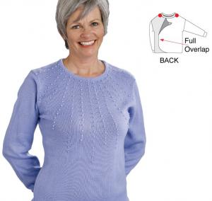 adaptive sweater top