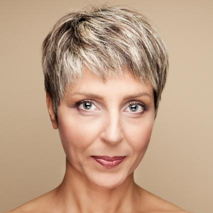 Short Spiky Hairstyles For Women Over 50 | Personal Blog