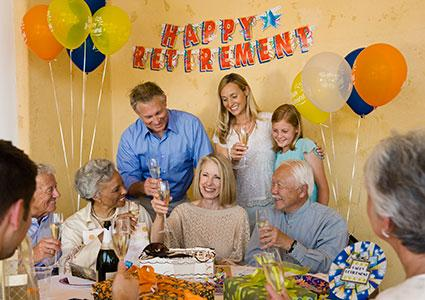 Happy Retirement Party