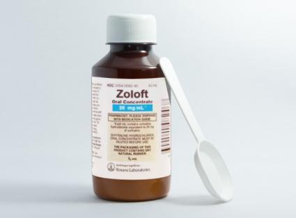 Warfarin zoloft