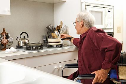 Disadvantages Of Elderly People Living Alone