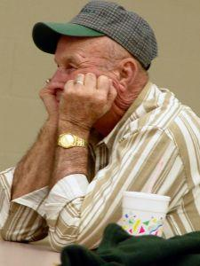 Many seniors lose their appetite when they eat alone.