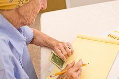 senior and money