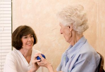 View a slideshow of fun activites for the elderly.