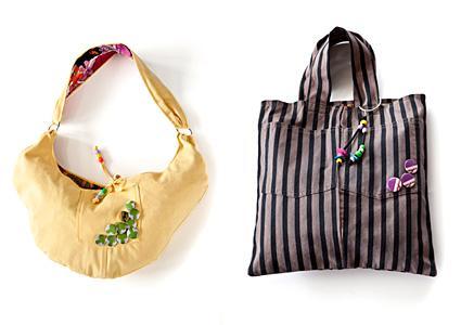 Home made purses