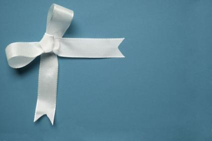 153503 425x283 White ribbon Preemie Sewing Patterns
