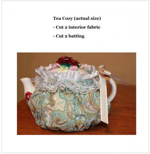 Tea / Coffee Cup Cozy Pattern / Tutorial | Natural Suburbia