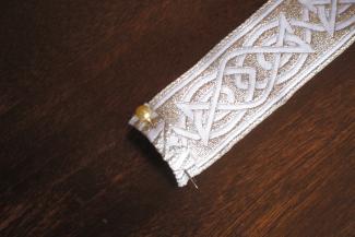 ribbon belt