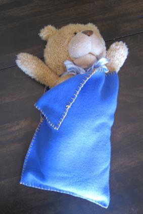 doll sleeping bag