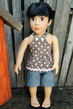 18-inch doll clothes