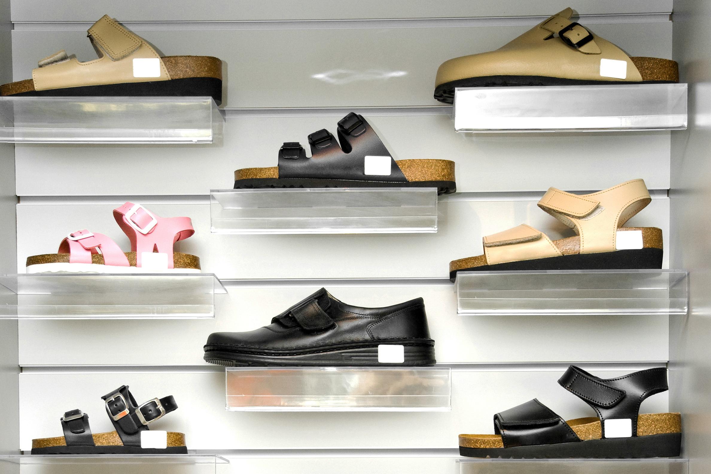 Croc Shoe Decorations Peripheral Neuropathy Footwear