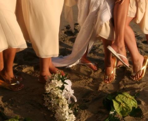 the perfect footwear for a beach wedding Beach Wedding Shoes