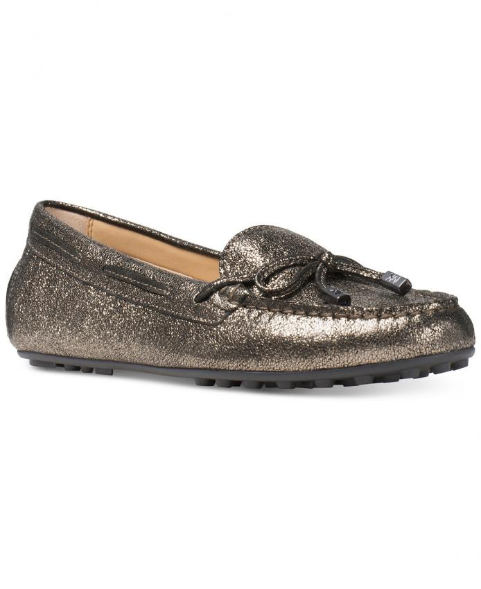 1d0ef859f285 Buy michael kors loafers grey   OFF40% Discounted