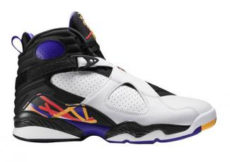 Jordan Retro 8 - Men's Basketball Shoe at Foot Locker