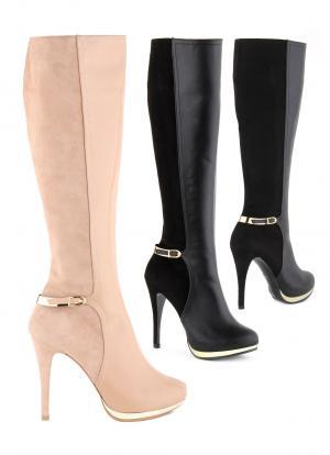 Dash Knee Boots