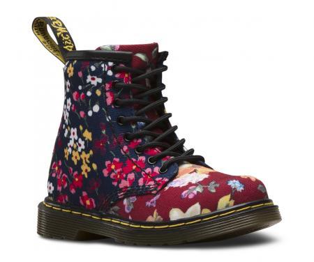 Dr. Marten Floral Brooklee Boots