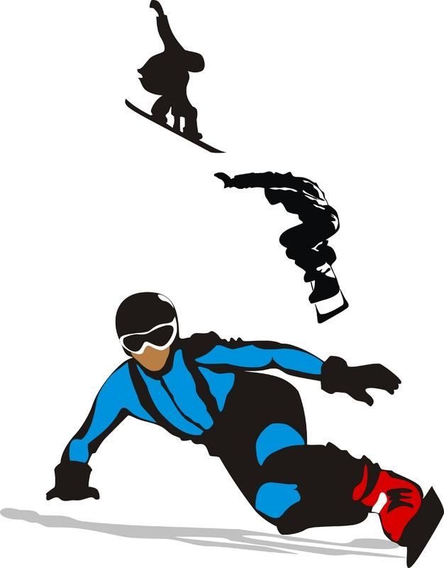 Snowboard Clipart Snowboard clipart [slideshow]