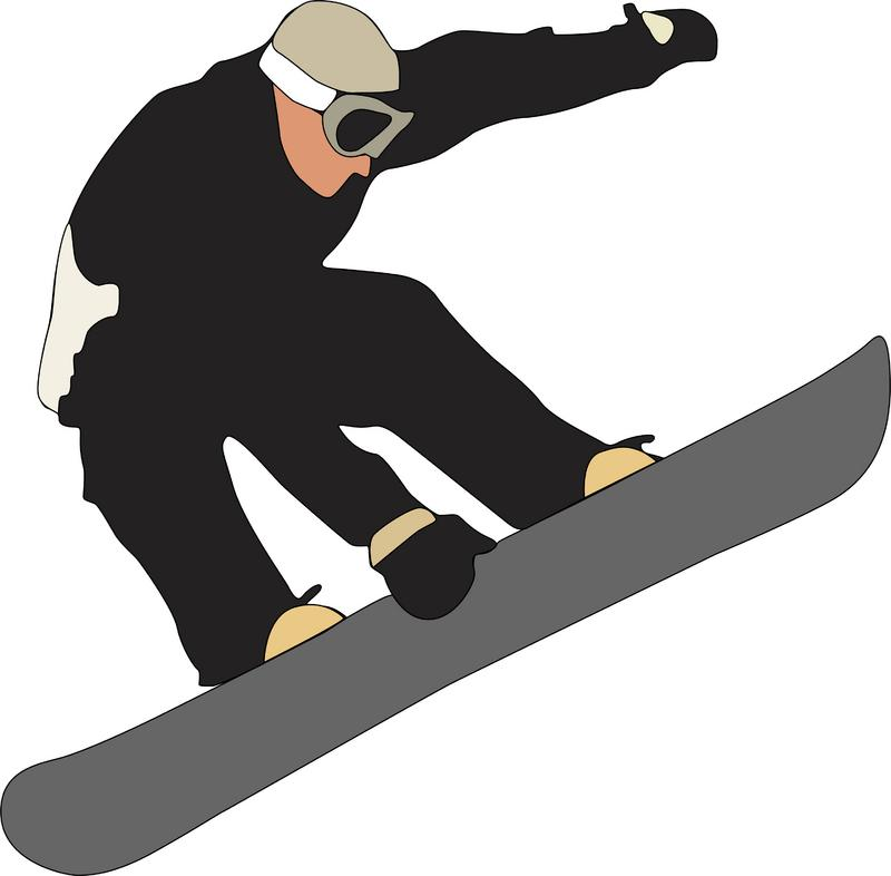 Snowboarding Clipart Snowboard clipart [slideshow]