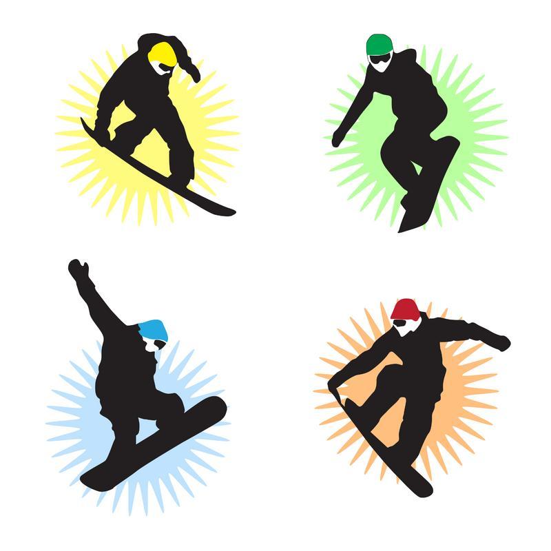snowboard clipart  slideshow snowboarding clip art bing snowboarding clip art black and white
