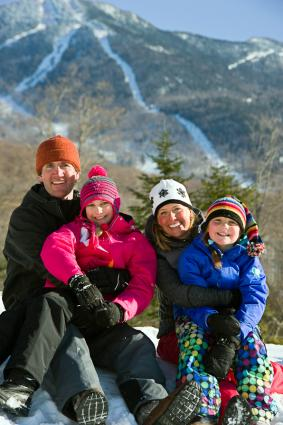 Family fun at Smuggler's Notch