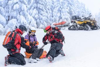 Ski Patrol Aid
