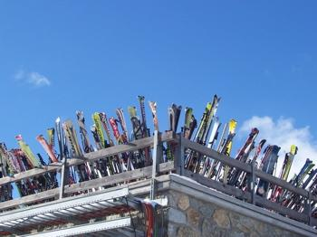 Get beginner ski instruction.