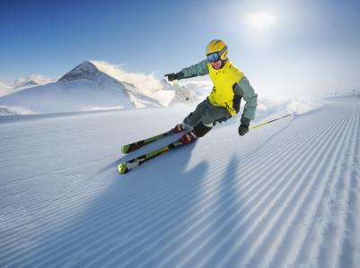 salomon skiing