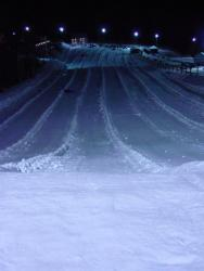 Snow Tubing Tracks