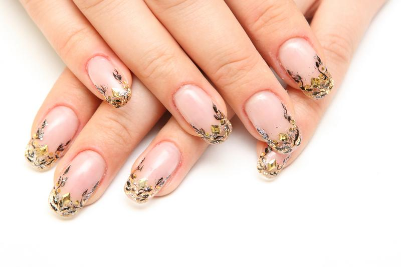 9 Types Of French Nail Tips For An Uber Chic Look