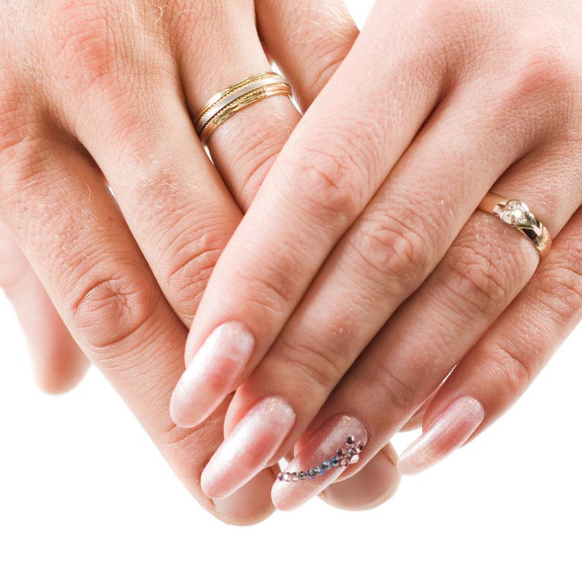 Wedding Nail Art: Wedding Nails [Slideshow]