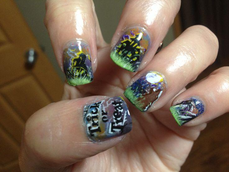 Halloween Nails Slideshow