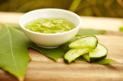 cucumber skincare